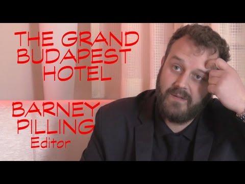 DP30: The Grand Budapest Hotel, editor Barney Pilling