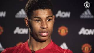 Team-mates: Rashford & Lingard Part 1 | Love MU | United Fanzone