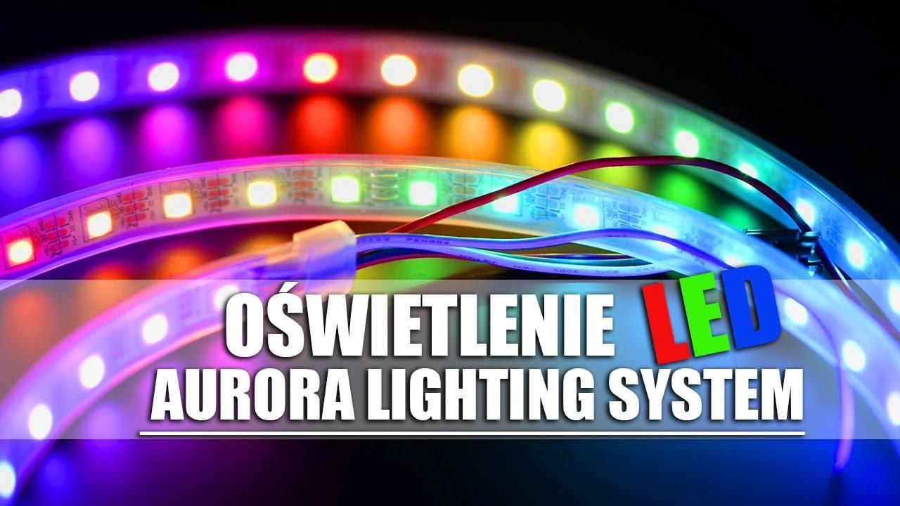 Oświetlenie Led Do Pc Aurora Lighting System