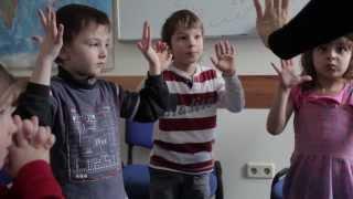 Детский Разговорный Клуб английского языка Globus Kids