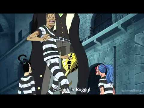 Favorite funny scene from One Piece Impel Down Arc