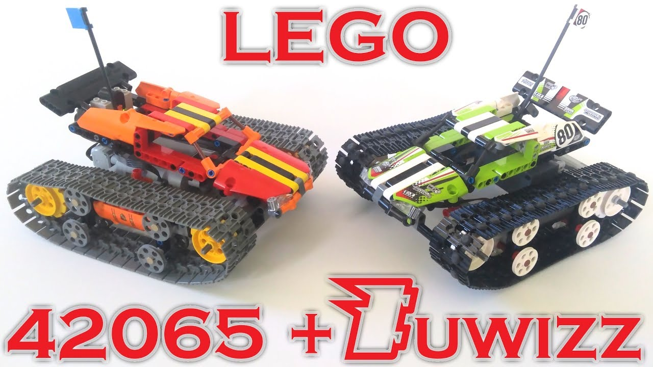 lego 42065 updgraded with buwizz instructions youtube. Black Bedroom Furniture Sets. Home Design Ideas