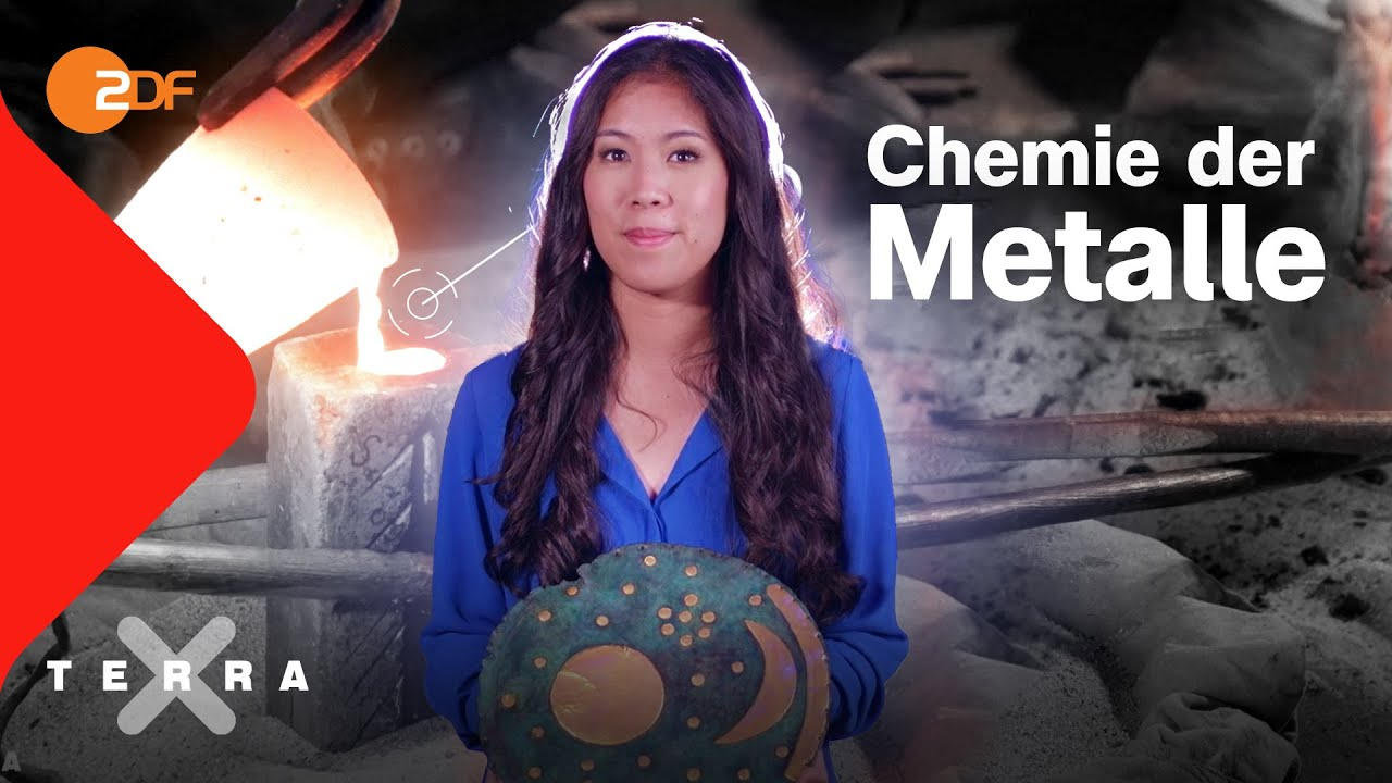 Download Wie die Chemie der Metalle die Welt verändert hat   Mai Thi Nguyen-Kim   Terra X