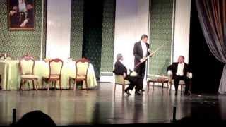Театр Буфф Свадьба Кречинского (Михаил Трясоруков)