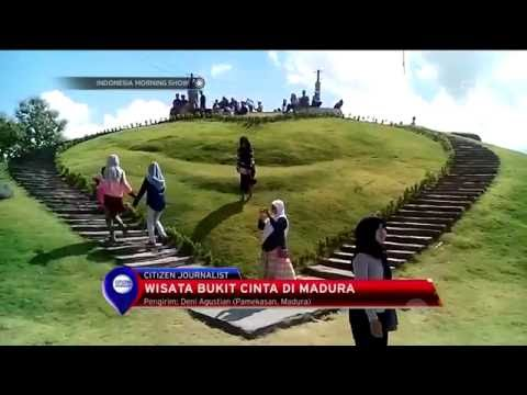 Bukit Cinta, Wisata Lengkap di Madura