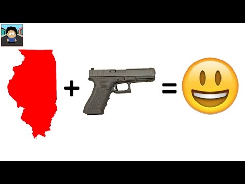 Illinois gun control and self defense laws are great!...sort of.