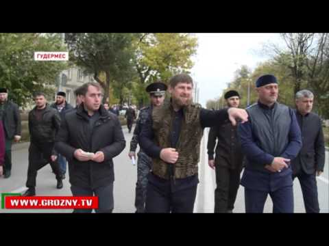 Рамзан Кадыров совершил