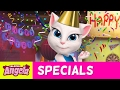 Talking Angela Sings ? Happy Birthday to Me! (NEW Song)