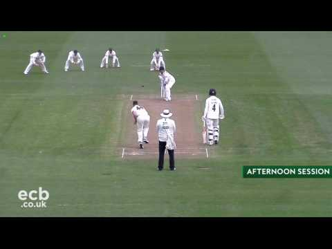 Specsavers County Championship - Gloucestershire v Leicestershire - Day 1 Highlights