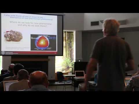 Frontiers in Multiferroic Matter - Craig Fennie, Cornell University