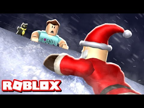 SAVE CHRISTMAS OBBY IN ROBLOX