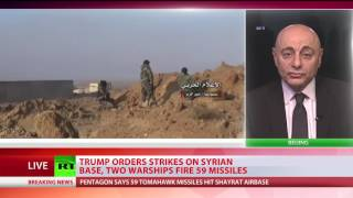 Syrian people cannot be hostage to Trump's whims – ambassador to China