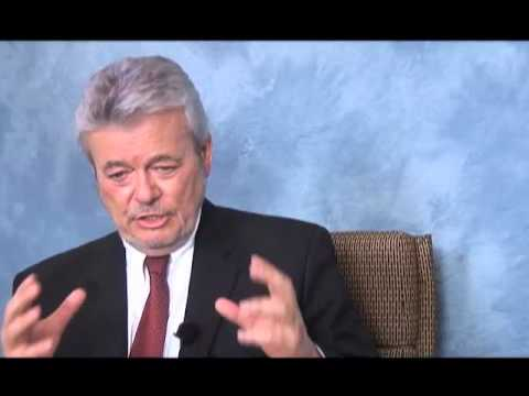 George Knapp ed by Ron James on  Bigger Questions,