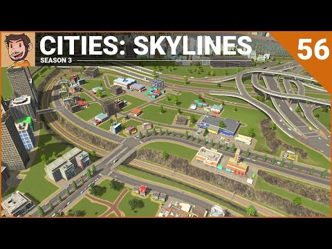 Let's Play Cities: Skylines - Part 56 (Season 3)