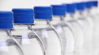 Microplastics found in most bottled water tested in global study