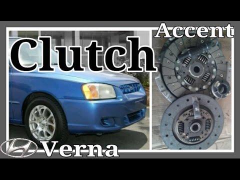 Clutch Hyundai Accent, Verna