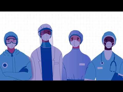 How the coronavirus spread through a South African hospital