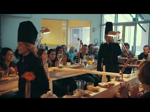 Le Petit Déjeuner - Dérézo (copyright - tous droits réservés)