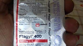 Flagyl - 400 tablet . pregnancy में होने वाली दस्त की सबसे Safe दावा . पूरी जानकारी हिंदी में ।