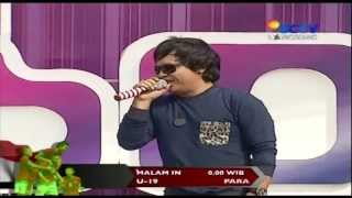 WALI BAND [Aku Bukan Bang Toyib] Live At Inbox (17-02-2014) Courtesy SCTV