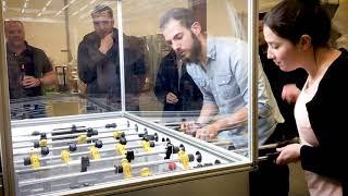 Altec Automated Foosball Table
