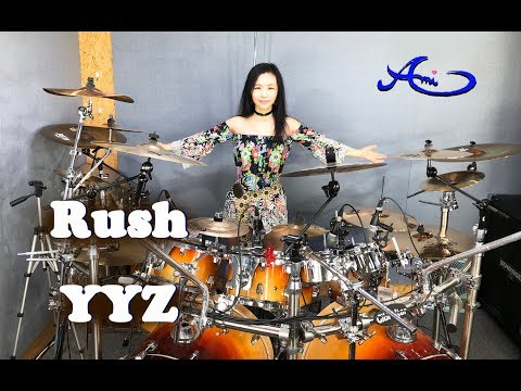 Rush - YYZ drum cover by Ami Kim (#53) mp3