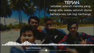 Ojosh_ Maaf Teman (lyrics)