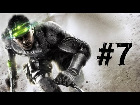 Splinter Cell Blacklist Gameplay Walkthrough Part 7  Private Estate