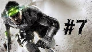 Splinter Cell Blacklist Gameplay Walkthrough Part 7 - Private Estate