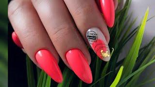 Модный Летний Маникюр 2021 Идеи Дизайна ногтей на короткие и длинные ногти Фото Новинки Nail