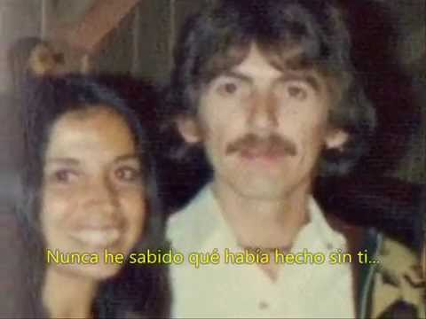 George Harrison - My dark sweet lady (subtitulado)