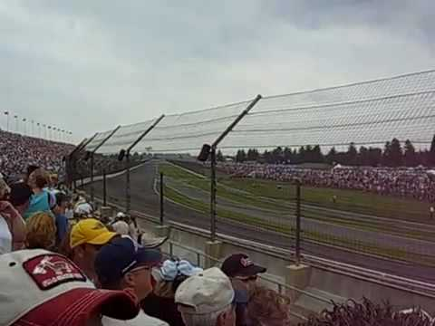 2007 Indy 500 Start from Turn 3