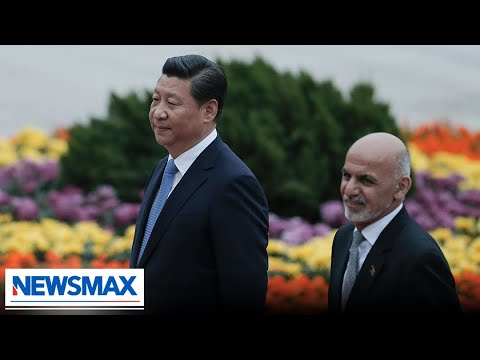 China's plans for Afghanistan gain new traction as US leaves the region | Wake Up America
