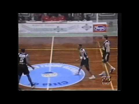George Gilmore on Fire! [Euro Roseto - Adecco Milano 93-92]