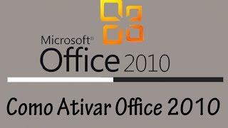 Como Ativar Office 2010 Em menos de 2 Minutos Muito Simples