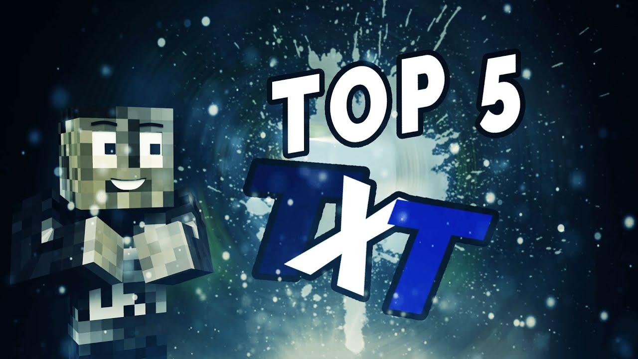Top 5 Txt Do Pvp 4 Moj Glos Epickie Txt Youtube