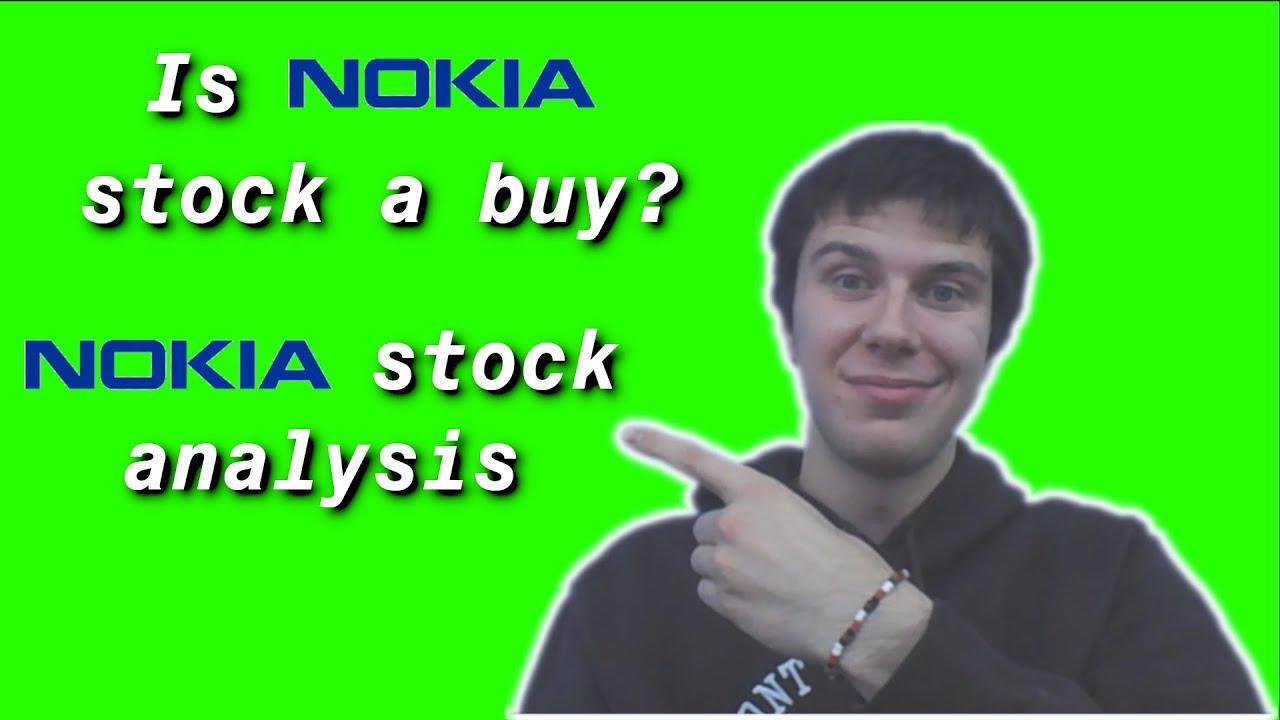 Is Nokia Stock a Buy? | Nokia Stock Analysis | Portfolio Analysis Episode 1