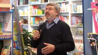 С Алексеев  о своей книге