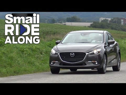 2018 Mazda3 Grand Touring - Mazda Review and Test Drive - Smail Ride Along