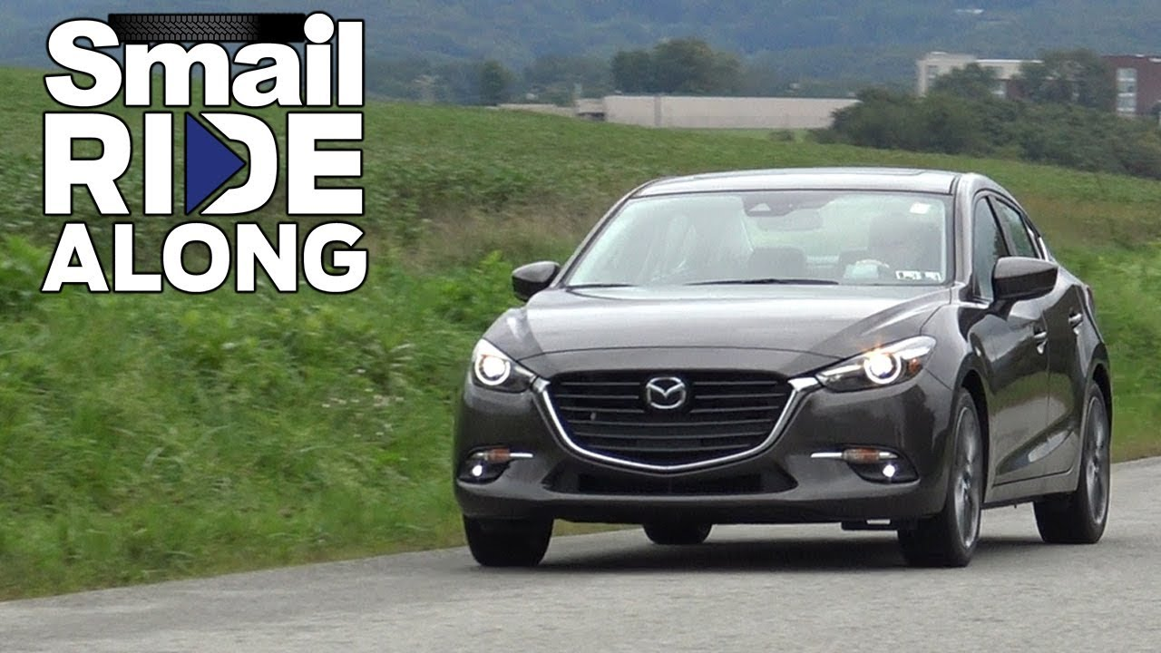 2018 Mazda3 Grand Touring - Mazda Review and Test Drive ...