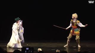 Ориджинал: исторический костюм (Олмайт, Мидория Изуку, Кацуки Бакугоу) - Perc
