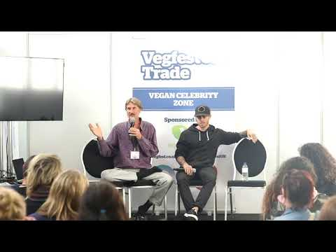 Talking vegan with James Aspey