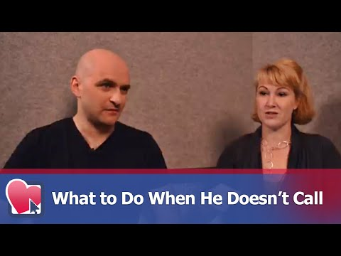 What to Do When He Doesn't Call - by Mike Fiore & Nora Blake