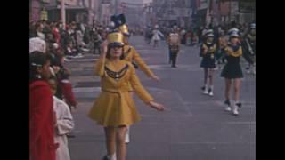 1964-65 McKeesport Christmas Parades 8mm