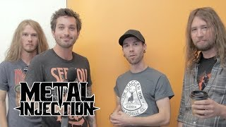 20 Questions With BLACK FAST | Metal Injection