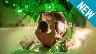 Wasserparadies Hildesheim - X-Stream [Neue Rutsche 2017] High-Tech-Wasserrutsche Onride