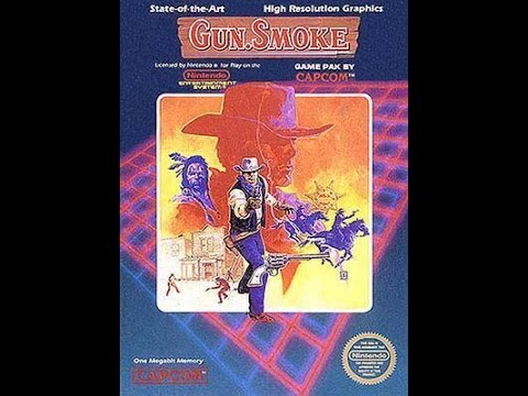 Gun.Smoke (Nintendo Entertainment System)