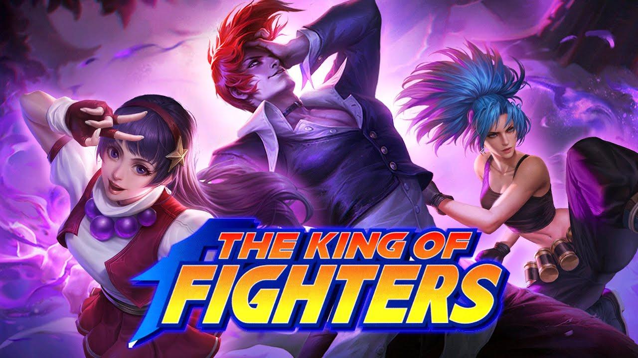 UM JEITO DIFERENTE DE JOGAR THE KING OF FIGHTERS