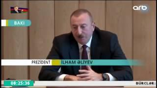 """Prezident İlham Əliyev: """"2020-ci il sosial islahatlar ili olacaq"""""""