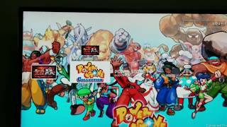 Power Stone on Playstation 3 hd